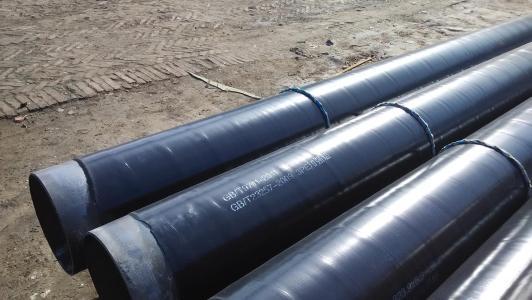 建筑用防腐钢管施工
